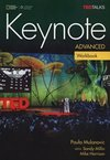 Keynote Advanced Workbook with Workbook Audio CD