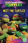 Teenage Mutant Ninja Turtles: Meet the Turtles!