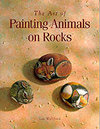 The Art of Painting Animals on Rocks