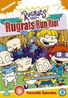 Rugrats: Run Riot DVD
