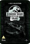 Jurassic Park DVD Trilogy Film Collectiion