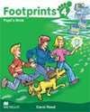 Footprints 4 Pupils Book Pack (With stories and songs CD, CD-Rom, and Portfolio)