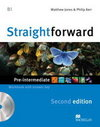Straightforward Pre-Intermediate (2nd Edition) Workbook with Answer Key & CD