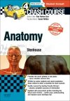 Crash Course Anatomy Updated Print + eBook edition, 4th Edition