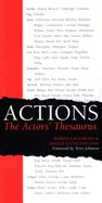 Actions: The Actors` Thesaurus