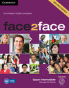 face2face (2nd Edition) Upper Intermediate Student`s Book with DVD-ROM