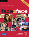face2face 2nd Edition Elementary Students Book with DVD-ROM