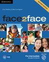 face2face 2nd Edition Pre-intermediate Students Book with DVD-ROM