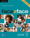 face2face (2nd Edition) Intermediate Student`s Book with DVD-ROM