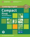 Compact First (2nd Edition) Workbook with Answers with Audio Download