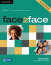 face2face (2nd Edition) Intermediate Workbook with Key