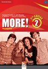 More! 2 (2nd Edition) Workbook