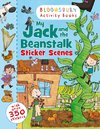 My Jack and the Beanstalk Sticker Scene