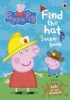 Find the hat Sticker book