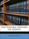 The Natural History of Aleppo