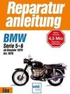 BMW R 50/5, 60/5, 75/5, 60/6, 75/6, 90/6, 90S, Serie 5 + 6