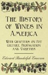 The History of Wines in America
