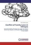 Conflict of Family Laws in Ethiopia