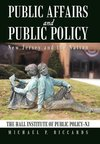 Public Affairs and Public Policy