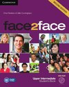 face2face. Student's Book with DVD-ROM. Upper-intermediate 2nd edition