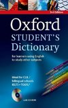 Oxford Student's Dictionary of English. Interactive Pack: Wörterbuch mit CD-ROM
