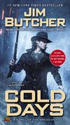 Dresden Files 14. Cold Days