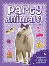 PAPER DOLL-PARTY ANIMALS PAPER