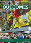 Outcomes B2.1/B2.2: Upper Intermediate - Student's Book (with Printed Access Code) + DVD