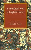 A Hundred Years of English Poetry