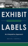 Exhibit Labels 2nd Edition