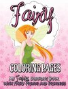 Fairy Coloring Pages (My Fairies Coloring Book with Fairy Prince and Princess)