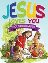 Jesus Loves You Coloring Book