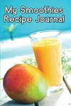 My Smoothies Recipe Journal