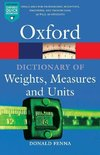 DICT OF WEIGHTS MEASURES & UNI