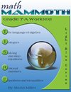 Miller, M: Math Mammoth Grade 7-A Worktext