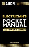 Rosenberg, P: Audel Electrician′s Pocket Manual