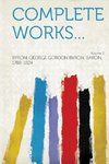 Complete Works... Volume 1
