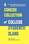 A Concise Collection of College Students' Slang