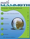 Math Mammoth Grade 3-B Worktext