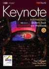 Keynote B1.2/B2.1: Intermediate - Student's Book and Workbook (Combo Split Edition B) + DVD-ROM
