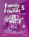 Casey, H: Family and Friends: 5: Workbook