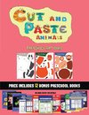 Preschool Art Ideas (Cut and Paste Animals)