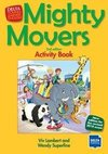 Mighty Movers 2nd edition. Activity Book