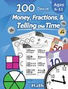 Humble Math - 100 Days of Money, Fractions, & Telling the Time