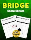 Bridge Score Sheets