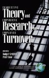 Innovative Theory and Empirical Reasearch on Employee Turnover (Hc)