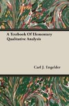 A Textbook Of Elementary Qualitative Analysis