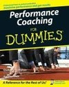 Mcmahon, G: Performance Coaching For Dummies
