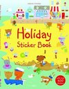 Holiday Sticker Book