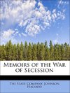 Memoirs of the War of Secession